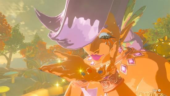 Breath of the Wild fairies