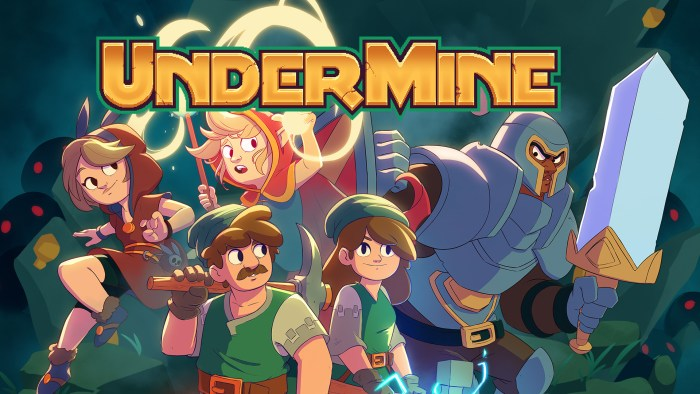 UnderMine Review on Switch