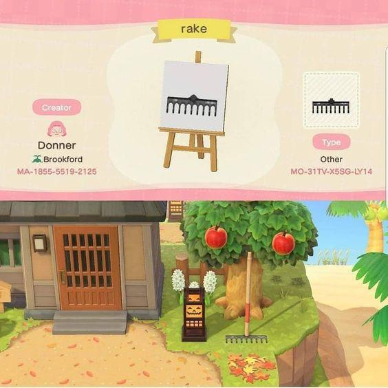 Animal Crossing farm ideas