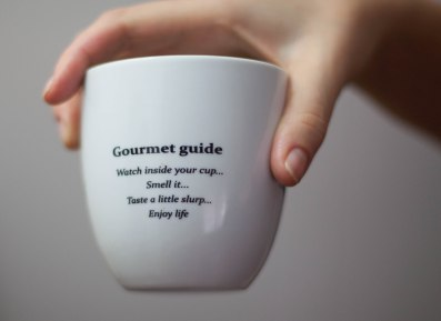 Gourmets guide