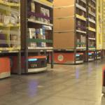 機械化は必要?amazonの倉庫内では、自在に動くロボットが活躍!