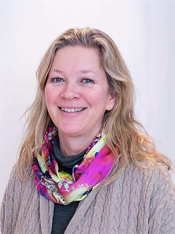 Helga Ágústsdóttir