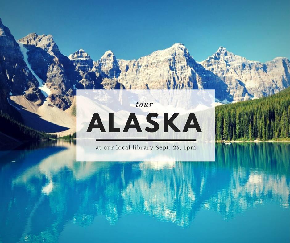 Tour Alaska at Carrot River Library