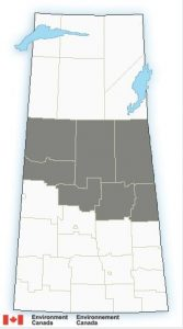 Public Weather Alerts for Saskatchewan