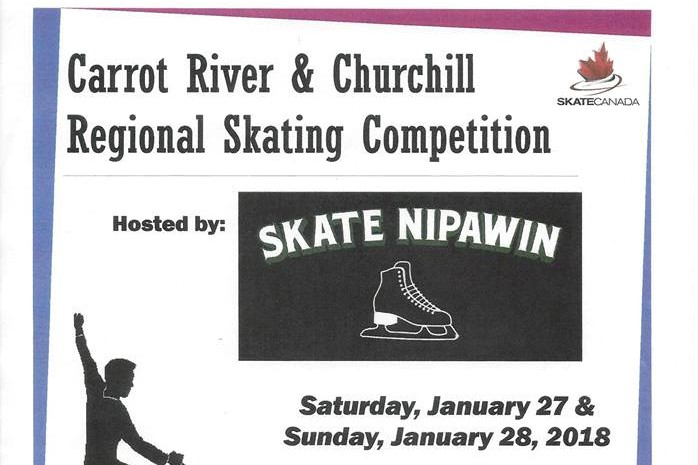 Carrot River & Churchill Regional Figure Skating Competition - 2 Days