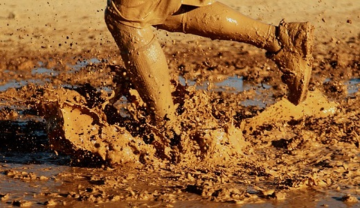 Cougars Mud Run - Choiceland