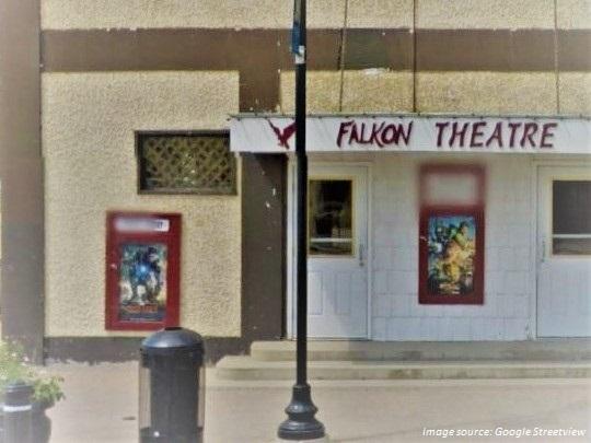 Falcon Theater Tisdale, SK