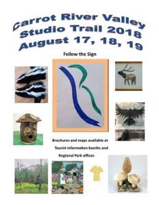 Carrot River Valley Studio Trail 2018