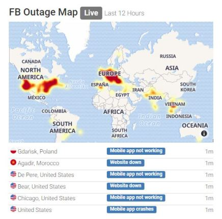Feature Image: Outage.report https://outage.report
