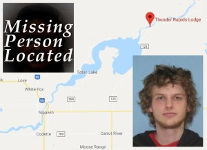 missing person located