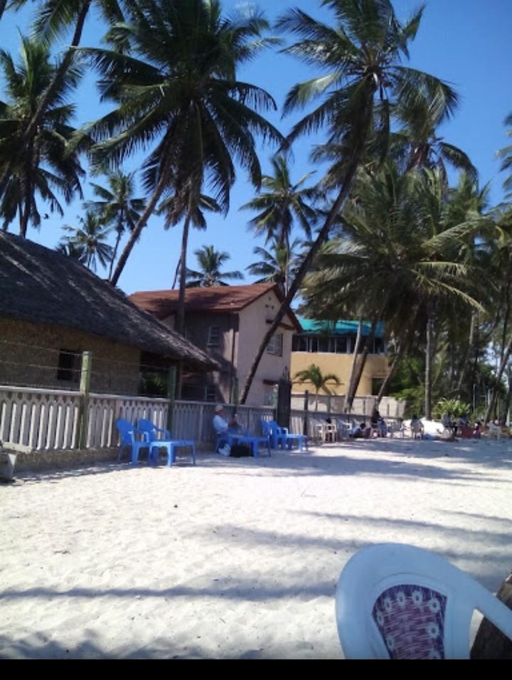 Mombasa Marine National Park and Reserve