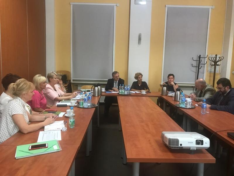 W dniu 8 sierpnia 2017 r. odbyło się robocze spotkanie w Ministerstwie Zdrowia w sprawie projektu ustawy o POZ