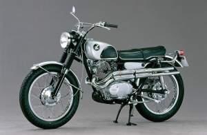 Honda CL 72