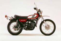 Yamaha DT 400 – Mit dem Flair von Abenteuer