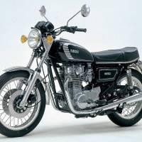"""Yamaha XS 650 - Die japanische """"Bonneville"""""""