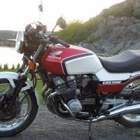 Honda CBX 550F – Sportler mit dem Zeug zum Renner