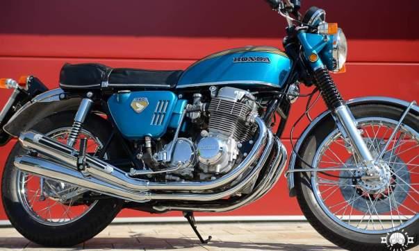 Honda CB 750 Four K0