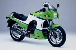 Die heiße Kawasaki GPZ 750 R (1984 – 1986)