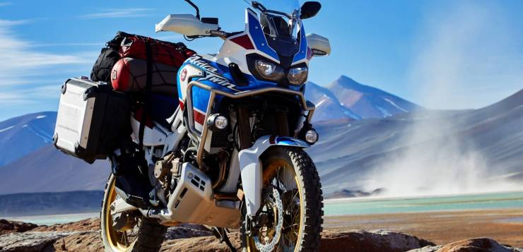 "Honda Africa Twin ""Adventure Sports"""