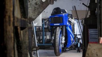 Yamaha XSR700 Workhorse Shop