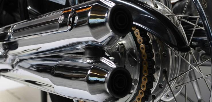Motorradketten – Kettentypen, Pflege und worauf zu achten ist