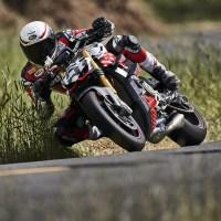 Ducati Streetfighter V4 Prototyp erklimmt Pikes Peak