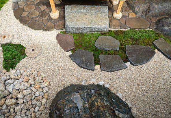 小さな日本庭園 小庭の作り方