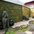 【小さな日本庭園】〜五坪からつくる小庭〜その4(竹垣編)