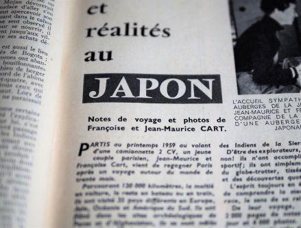Sciences et voyages 201 Japon