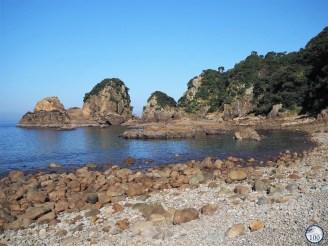 Amakusa coastline