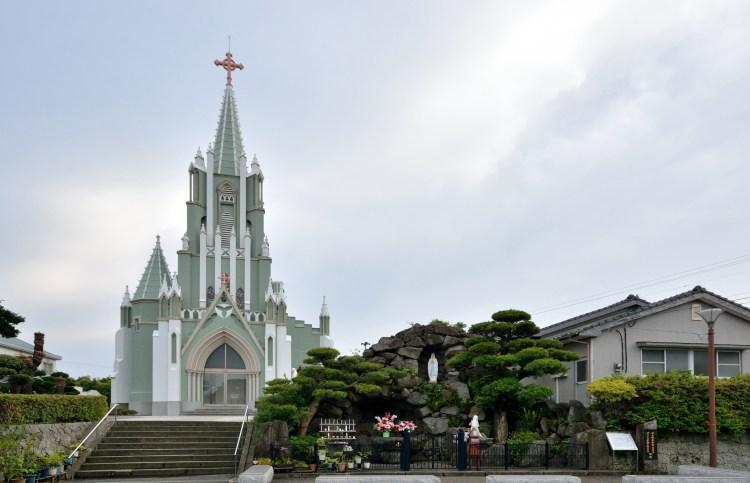 كنيسة القديس فرانسيس كسفاريوس التذكارية في هيرادو، ناغاساكي