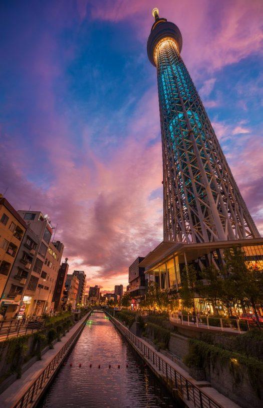 برج طوكيو سكاي تري