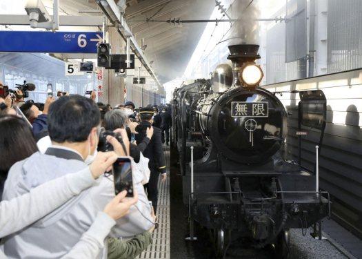 قطار اللانهاية من شركة سكك حديد كيوشو | عبر كيودو