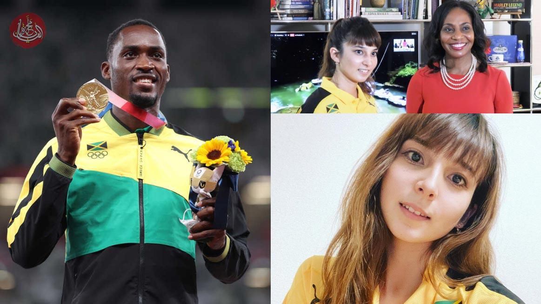 المتطوعة التي ساعدت هانسل بارشمنت تتلقى دعوةً لزيارة جامايكا