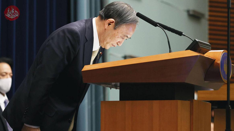 رئيس الوزراء الياباني يوضح السبب وراء قرار تنحيه عن منصبه