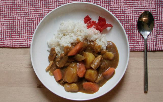 KARE RAISU – カレーライス – Japanisches Curry