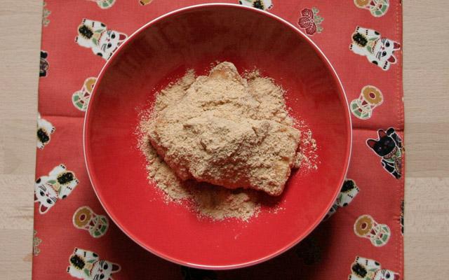 KINAKO - 黄粉 - Sojabohnenpulver