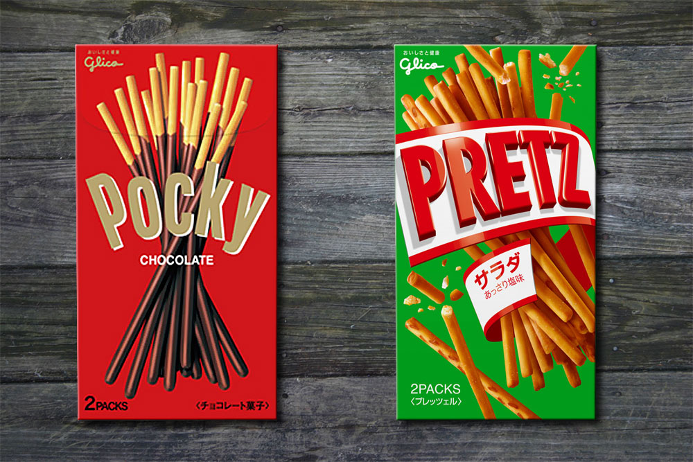 Pocky und Pretz
