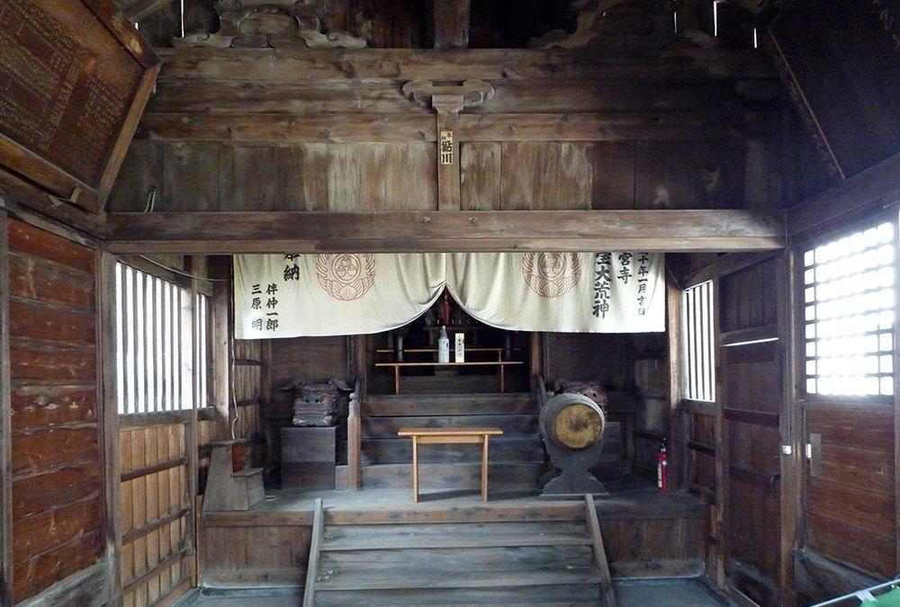Ryuguji Jinja
