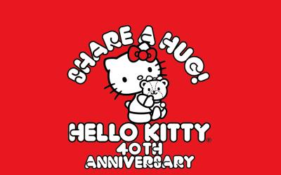 Harō Kiti – Hello Kitty wird 40