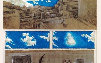 Workshop Manga-Zeichnen und Charakter Design 27.11.16 mit Yuka Masuko