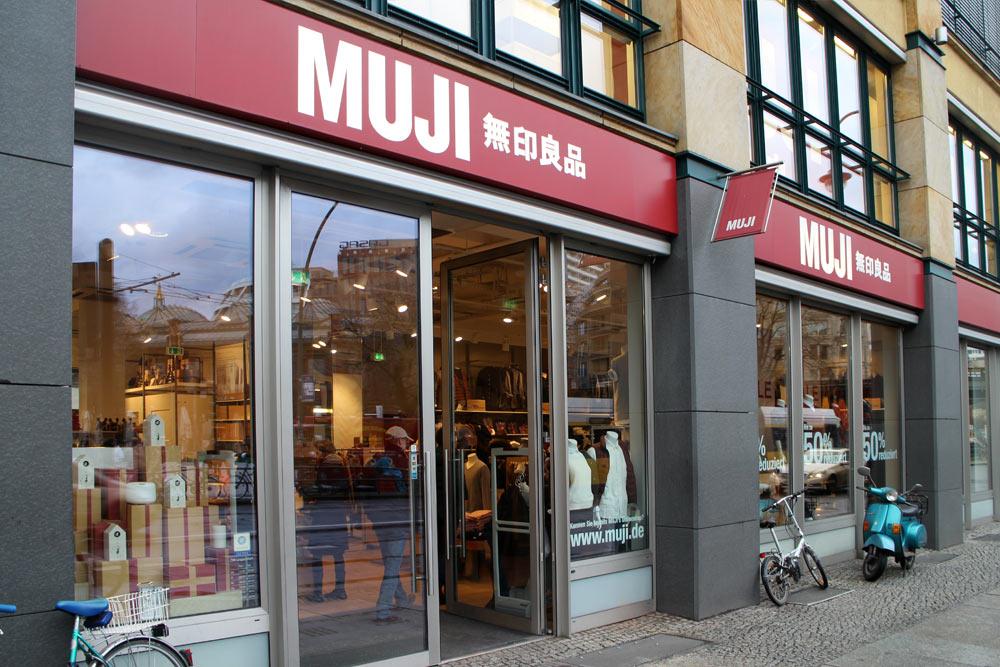 MUJI Berlin Hackescher Markt – Mitte