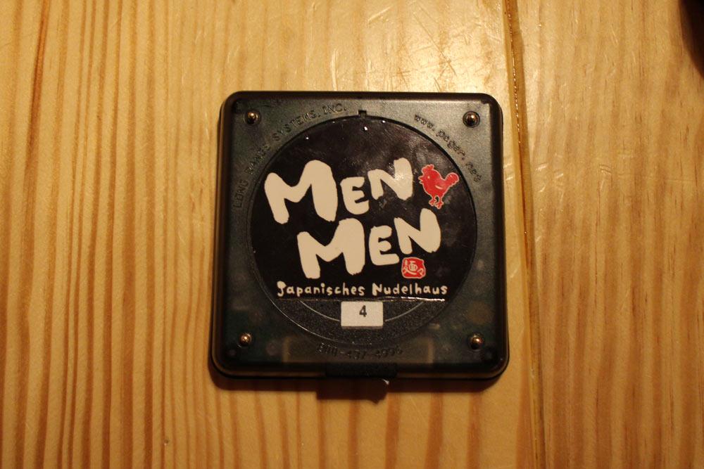 Men Men – Japanisches Nudelhaus – Neukölln