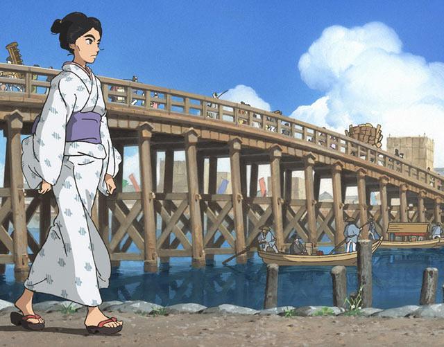 Miss Hokusai Verfilmung startet in Japan