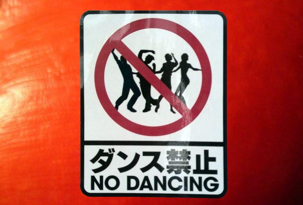 Endlich! Das Tanzverbot wird abgeschafft