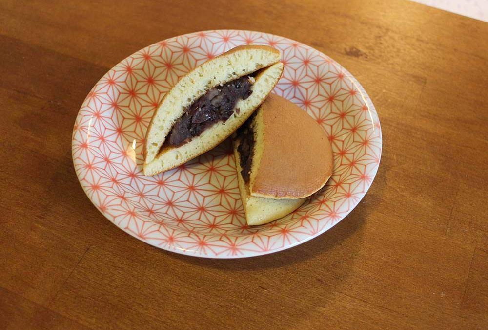 DORAYAKI – Pfannkuchen mit Azukibohnenpaste