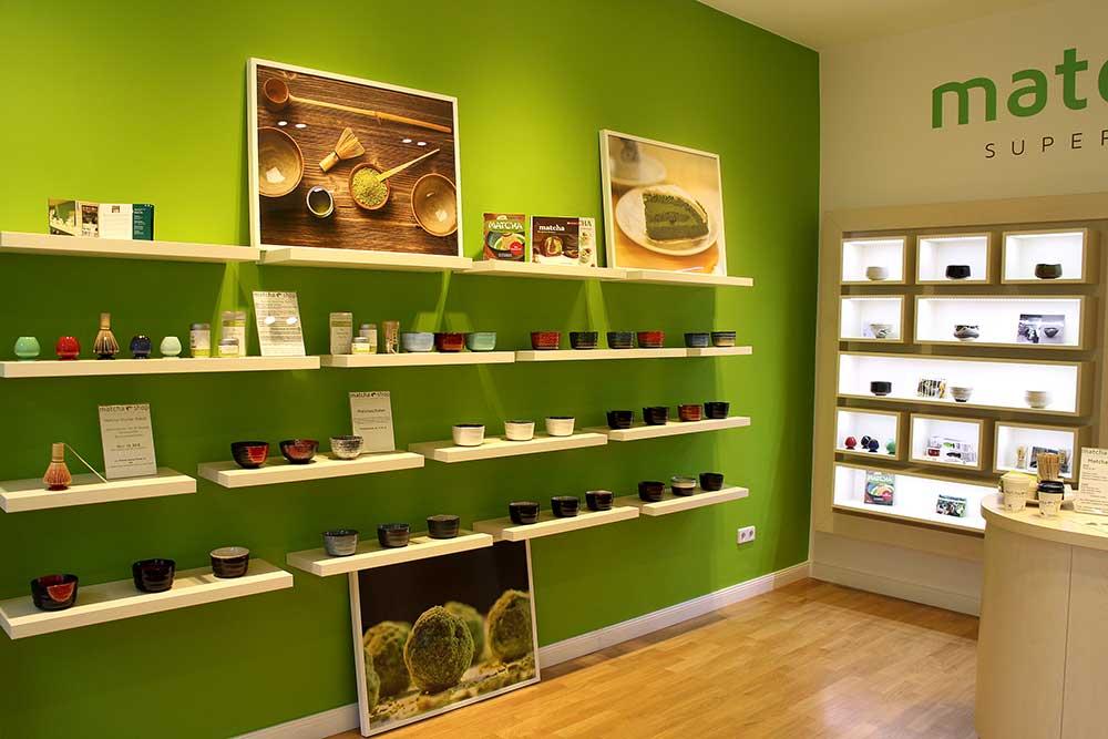 Matscha Shop