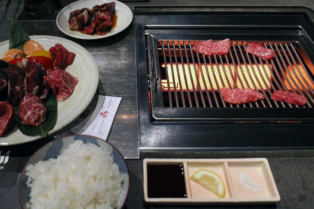 Ushido – Japanese BBQ