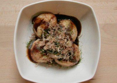 TAKOYAKI – Oktopusbällchen – japanisches Soulfood