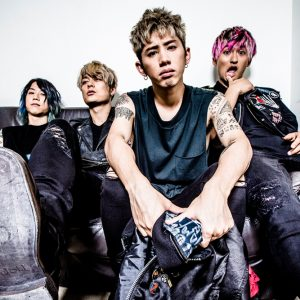 ONE OK ROCK Ambitions World Tour